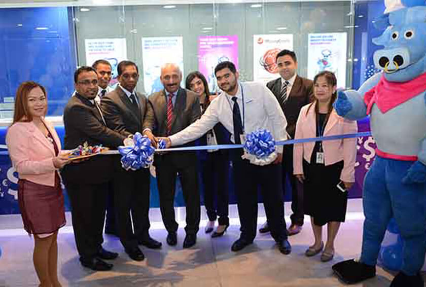 BFC opened its 47th branch at Wadi Sail Mall