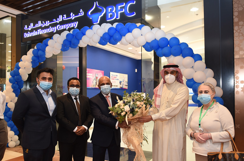 BFC opens Branch