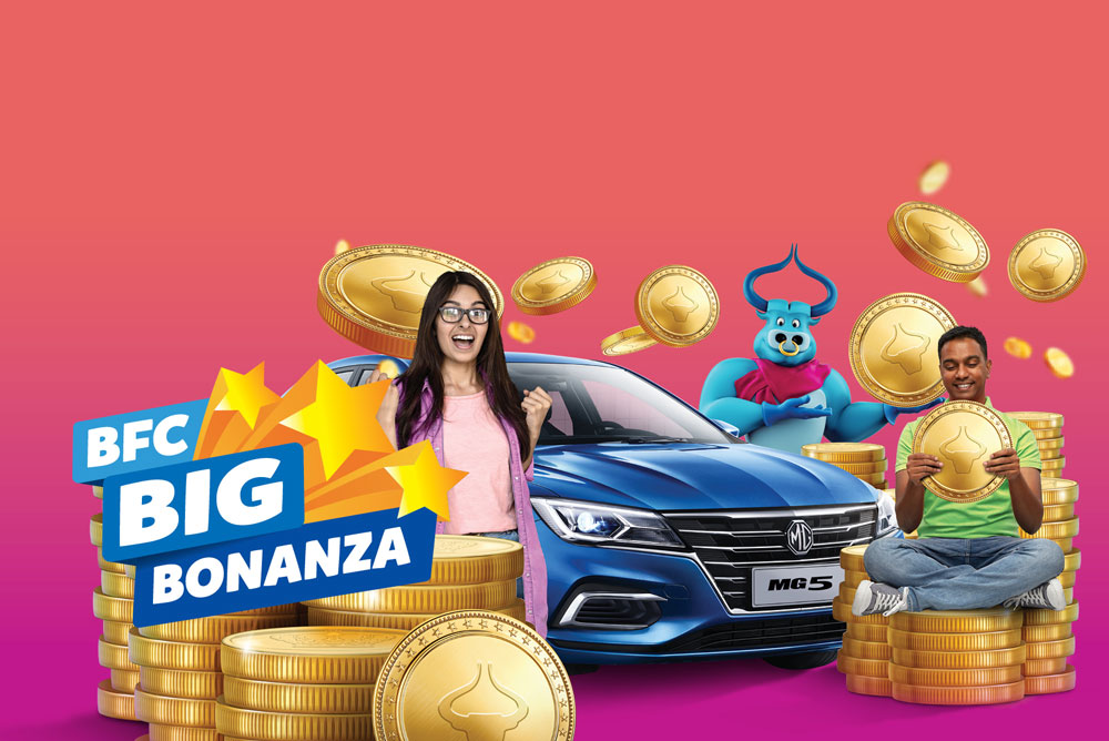 Big Bonanza is back